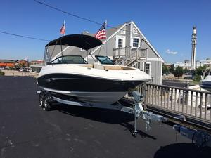 New Sea Ray SDX 220 OB Other Boat For Sale