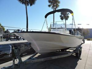 New Boston Whaler 190 Montauk High Performance Boat For Sale