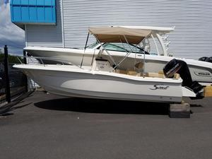 New Scout 195 Sportfish Freshwater Fishing Boat For Sale