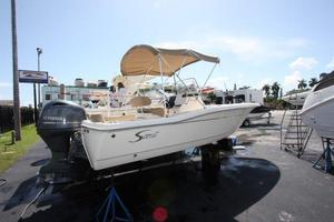 New Scout 195 Sportfish Saltwater Fishing Boat For Sale