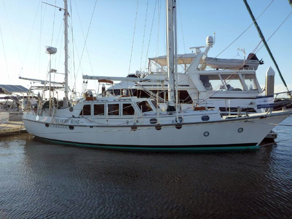 Used Csy Ketch Sailboat For Sale
