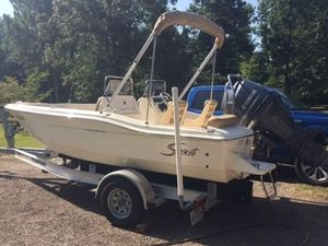 Used Scout 175 Dorado Sports Fishing Boat For Sale