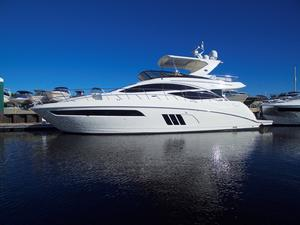 New Sea Ray L590 Fly Mega Yacht For Sale