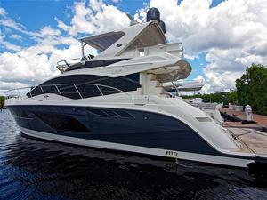 New Sea Ray 550 Fly Mega Yacht For Sale