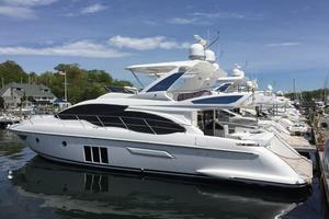New Azimut 54 Flybridge Mega Yacht For Sale