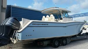 New Grady-White 376 Canyon Sports Fishing Boat For Sale