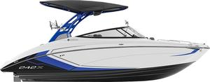 New Yamaha 242 X E-Series Ski and Wakeboard Boat For Sale