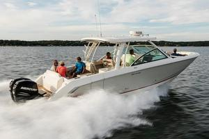 New Boston Whaler 320 Vantage High Performance Boat For Sale