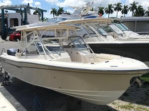 New Grady-White 285 Freedom Sports Fishing Boat For Sale