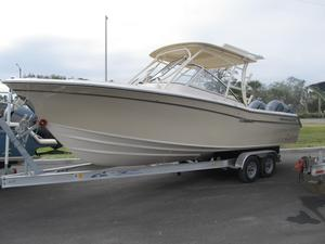 New Grady-White 275 Freedom Sports Fishing Boat For Sale