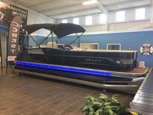 New Crest Car250slr2 Pontoon Boat For Sale