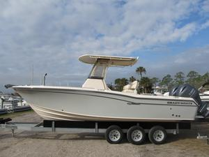 New Grady-White 257 Fisherman Sports Fishing Boat For Sale