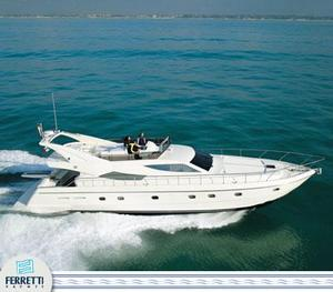 Used Ferretti Yachts 620 Motor Yacht For Sale