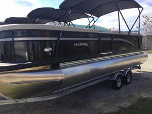 New Harris Cruiser 240 Pontoon Boat For Sale