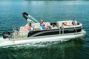New Harris Cruiser 240 Pontoon Boat For Sale