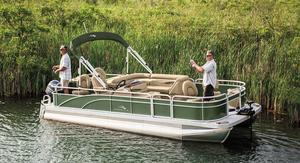 New Bennington 21sfx Pontoon Boat For Sale