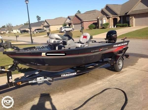 Used Tracker Super Guide V-16 SC Bass Boat For Sale