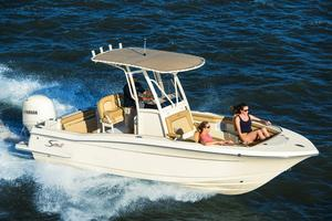 New Scout 215 XSF Sports Fishing Boat For Sale