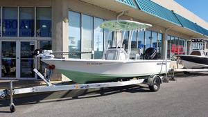 Used Sea Pro 208 Bay Sports Fishing Boat For Sale