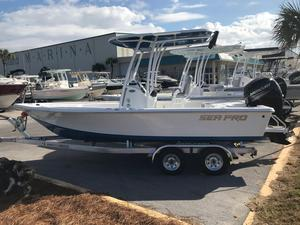 New Sea Pro 208 Bay Sports Fishing Boat For Sale