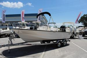 New Boston Whaler 190 Montauk Sports Fishing Boat For Sale