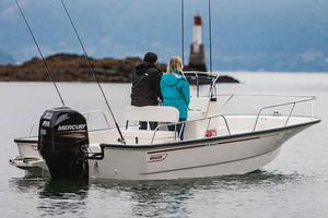 New Boston Whaler 190 Montauk Freshwater Fishing Boat For Sale