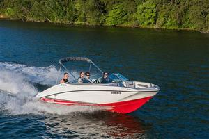 New Yamaha SX 190 High Performance Boat For Sale