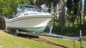 Used Grady-White 258 Trophy Pro Walkaround Fishing Boat For Sale