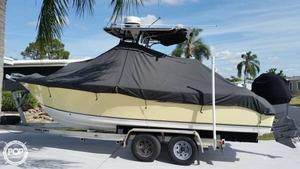 Used Sea Hunt Triton 225 Center Console Fishing Boat For Sale