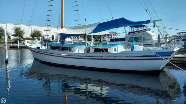 Used Corsair Custom 57 Corsair Sloop Sailboat For Sale