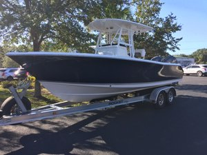 Used Sea Hunt Gamefish Series 25 Sports Fishing Boat For Sale