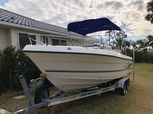 Used Cobia 214 CC Center Console Fishing Boat For Sale
