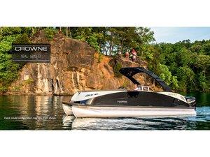 New Harris Flotebote Crowne SL 250 Pontoon Boat For Sale