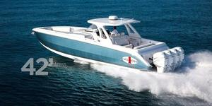 Used Cigarette Huntress High Performance Boat For Sale