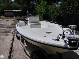 Used Kenner Vision K2102 Bay Boat For Sale