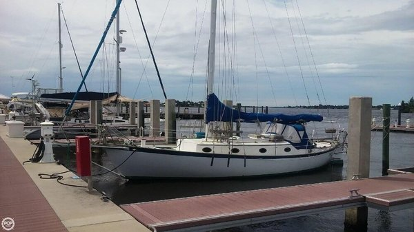 Used Alajuela 38 Cutter Sailboat For Sale