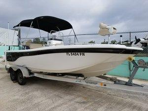 Used Nauticstar NauticBay Boat 210 Coastal Bay Boat For Sale