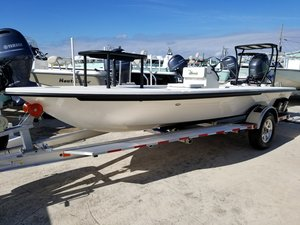 New Maverick Mirage 17 HPX-VMirage 17 HPX-V Flats Fishing Boat For Sale