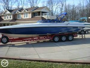 Used Fountain Lightning 35 High Performance Boat For Sale