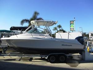 Used Wellcraft 23 Coastal Walkaround Fishing Boat For Sale