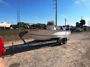 Used Key Largo 20 Center Console Center Console Fishing Boat For Sale