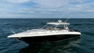 Used Fountain 38 LX38 LX Saltwater Fishing Boat For Sale
