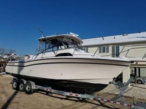 Used Grady-White Marlin 300 Walkaround Fishing Boat For Sale