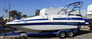 Used Ebbtide 2400 Deck Boat For Sale