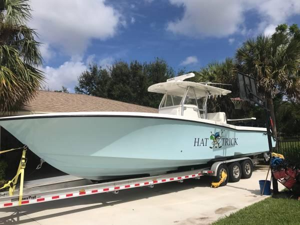 2009 Used Invincible Center Console Fishing Boat For Sale