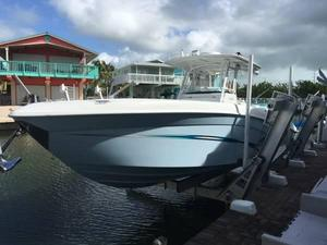 Used Deep Impact 33 Center Console Fishing Boat For Sale