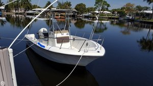 Used Hydra-Sports Sea Horse 212 Center Console Fishing Boat For Sale