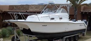 Used Pro Sports 2800 PROKAT WA Power Catamaran Boat For Sale
