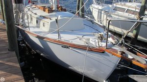 Used Liberty 28 Cutter Sailboat For Sale