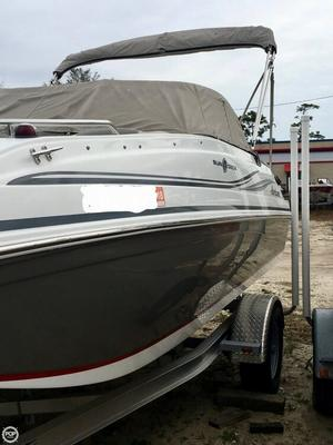 Used Hurricane 187 Sun Deck Boat For Sale